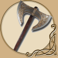 LARP  The Axe of Legends